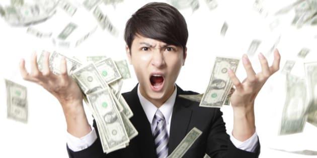 Sonhar com dinheiro notas