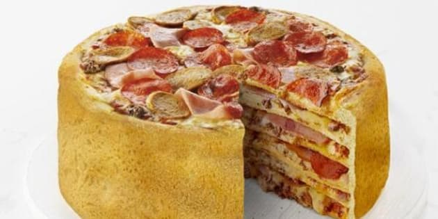 Pizza Cake May Soon Be On Boston Pizza's Menu