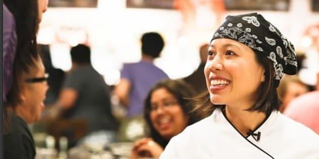 Finale De Top Chef Christine Ha La Chef Aveugle Qui A
