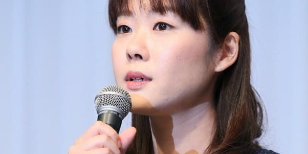 Haruko Obokata, 30, a female researcher of Japan's Riken Institute speaks at a press conference in Osaka, western Japan on April 9, 2014, following claims that her ground-breaking stem cell study was fabricated. Obokata is preparing to fight claims that her ground-breaking stem cell study was fabricated, her lawyer said on April 8, as Japan's male-dominated scientific establishment circled its wagons.  AFP PHOTO / JIJI PRESS    JAPAN OUT        (Photo credit should read JIJI PRESS/AFP/Getty Images)
