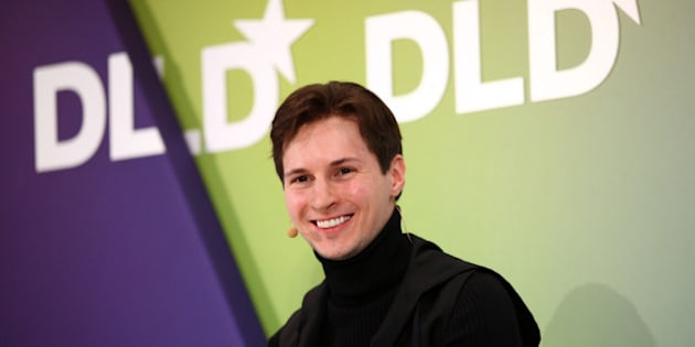 MUNICH, GERMANY - JANUARY 24:  Pavel Durov of Vkontakte  speaks during the Digital Life Design conference (DLD) at HVB Forum on January 24, 2012 in Munich, Germany. ence and culture which connects business, creative and social leaders, opinion-formers and investors for crossover conversation and inspiration.  (Photo by Nadine Rupp/Getty Images)