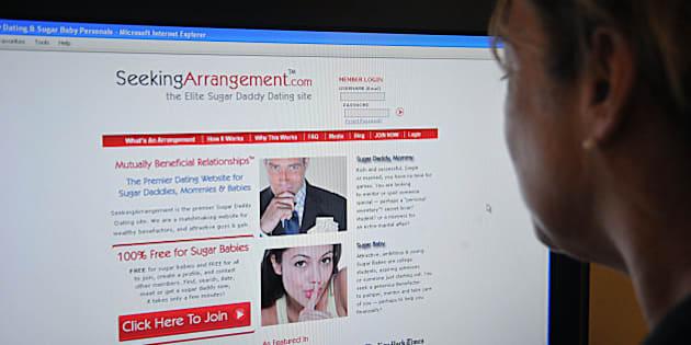 Sugar Daddy Website Links Struggling Students With Older Partners