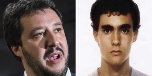 Applausi Poliziotti Condannati Per La Morte Di Federico Aldrovandi Matteo Salvini Su Facebook Io Sto Con Loro Foto