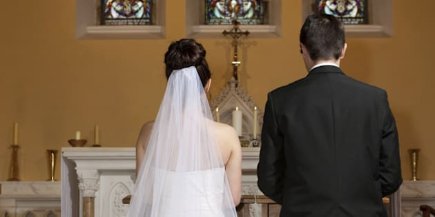 12 Things That Hen At Catholic Weddings