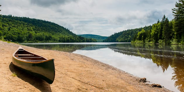 """We had an excellent adventure in the beautiful national park of the Mauricie in Quebec last week end. It's nice to be disconnected from the world and enjoy the simple things. <a href=""""http://bustitaway.toile-libre.org/wordpress/"""" rel=""""nofollow"""">bustitaway.toile-libre.org/wordpress/</a>"""