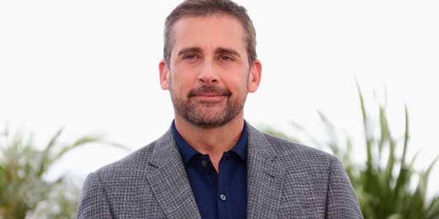 CANNES, FRANCE - MAY 19:  Actor Steve Carell attends the 'Foxcatcher' photocall during the 67th Annual Cannes Film Festival on May 19, 2014 in Cannes, France.  (Photo by Vittorio Zunino Celotto/Getty Images)