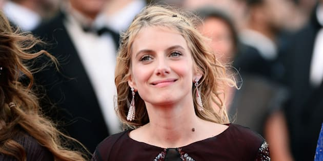 CANNES, FRANCE - MAY 18:  Melanie Laurent  attends 'The Homesman' premiere during the 67th Annual Cannes Film Festival on May 18, 2014 in Cannes, France.  (Photo by Ian Gavan/Getty Images)
