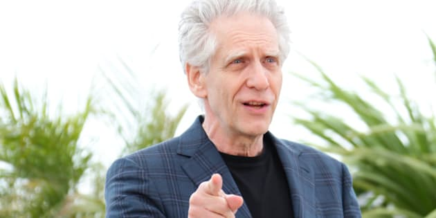 CANNES, FRANCE - MAY 19:  Director David Cronenberg  attends the 'Maps To The Stars' photocall during the 67th Annual Cannes Film Festival on May 19, 2014 in Cannes, France.  (Photo by Vittorio Zunino Celotto/Getty Images)