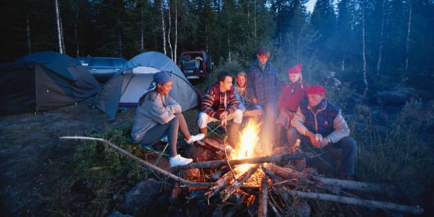 10 Camping Hacks To Make Cooking Outdoors Easier