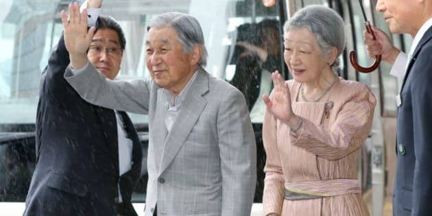 天皇、皇后両陛下が栃木県を私的...