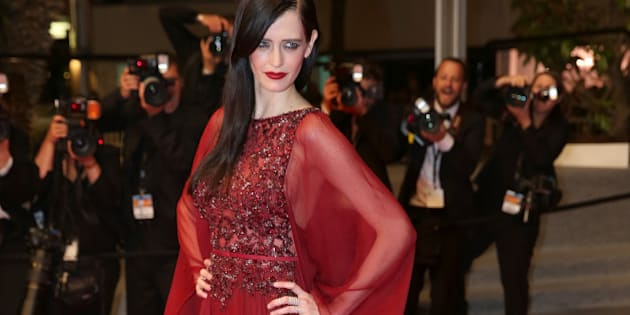 CANNES, FRANCE - MAY 17:  Actress Eva Green attends the 'The Salvation' premiere during the 67th Annual Cannes Film Festival on May 17, 2014 in Cannes, France.  (Photo by Tim P. Whitby/Getty Images)