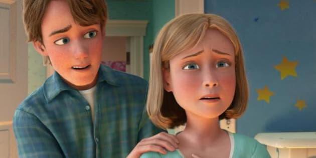 Nevins afirmaba que los padres de Andy están pasando por un proceso de  divorcio durante los acontecimientos de la primera Toy Story. 1273f2cf0fe