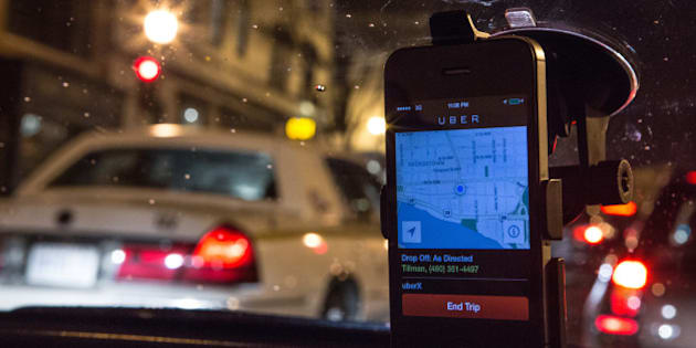 Uber Toronto Phone Number >> UberX Service Launches In Toronto, Promises To Undercut Cabs | HuffPost Canada