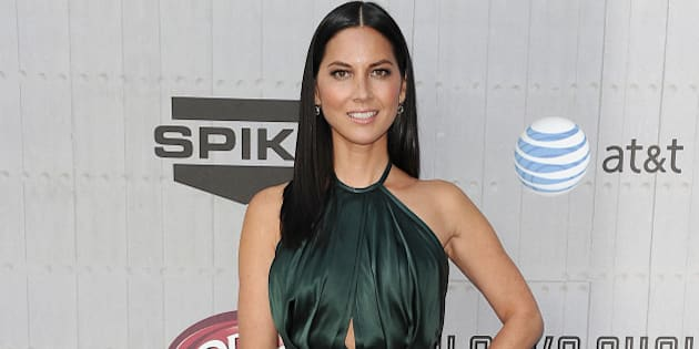LOS ANGELES, CA - JUNE 07:  Actress Olivia Munn attends Spike TV's 'Guys Choice' Awards at Sony Studios on June 7, 2014 in Los Angeles, California.  (Photo by Jason LaVeris/FilmMagic)