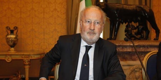 Tangenti Mose: il sindaco di Venezia Giorgio Orsoni si ...