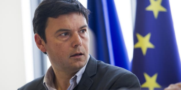 French economist Thomas Piketty attends during a meeting at the National Assembly on March 13, 2013 in Paris.  AFP PHOTO / FRED DUFOUR        (Photo credit should read FRED DUFOUR/AFP/Getty Images)