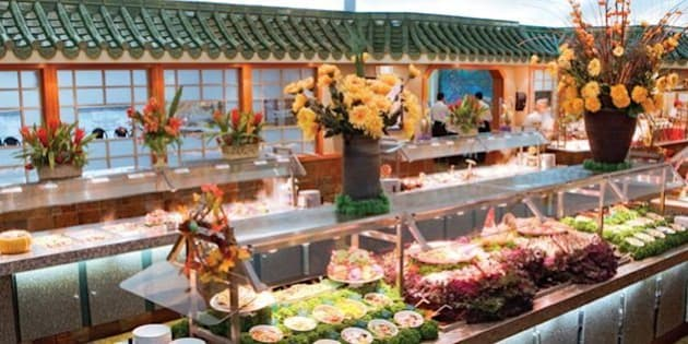 Chinese Food Buffet Hamilton