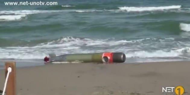 Puglia, la Marina perde un siluro. Ritrovato sulla spiaggia da un bagnante (FOTO)