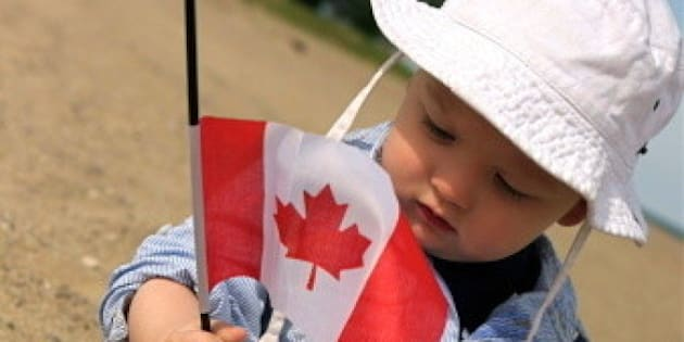 Sharing Your Birthday With Canada Worse Than Being A Christmas Baby