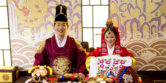 10 Questions You Have About Korean Weddings .. Answered ...