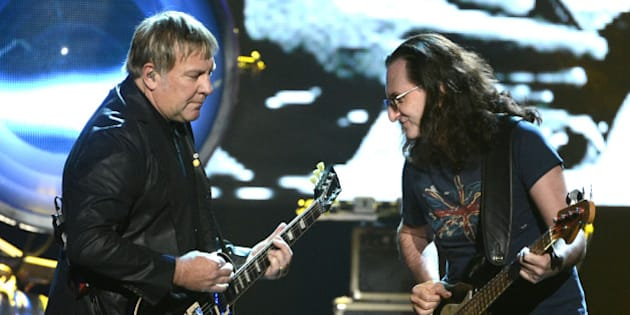 Rush's Geddy Lee, Alex Lifeson May Have Toronto Park Named After Them