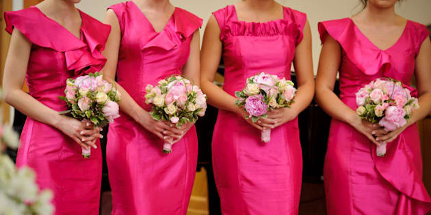 Why shopping for bridesmaids dresses is actually the worst junglespirit Gallery