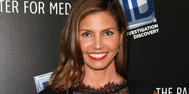 BEVERLY HILLS, CA - JUNE 12:  Actress Charisma Carpenter attends The Paley Center For Media's presentation of 'OJ: The Trial Of The Century Twenty Years Later' at The Paley Center for Media on June 12, 2014 in Beverly Hills, California.  (Photo by Imeh Akpanudosen/Getty Images)