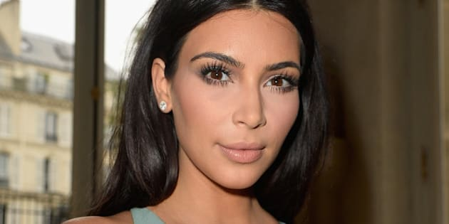 Kim Kardashian Looks Even Better Without Makeup Huffpost Canada - Kim-k-without-makeup