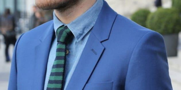 bae46d5eb856 Comment bien porter la cravate en été    Le Huffington Post
