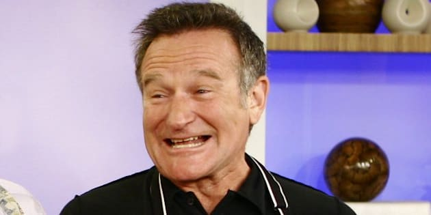 TODAY -- Pictured: Actor Robin Williams cooks in the kitchen on NBC News' 'Today' on November 14, 2007 -- Photo by: Giovanni Rufino/NBC NewsWire