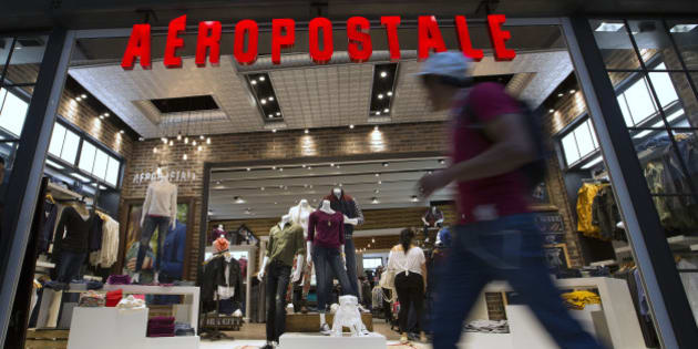 A shopper walks by an Aeropostale Inc. store at the Santa Fe Mall in Mexico City, Mexico, on Friday, Sept. 20, 2013. Aeropostale, a specialty retailer of casual apparel for young women and men, last week rose the most in almost two years after private-equity firm Sycamore Partners took an 8 percent stake in the company. Photographer: Susana Gonzalez/Bloomberg via Getty Images