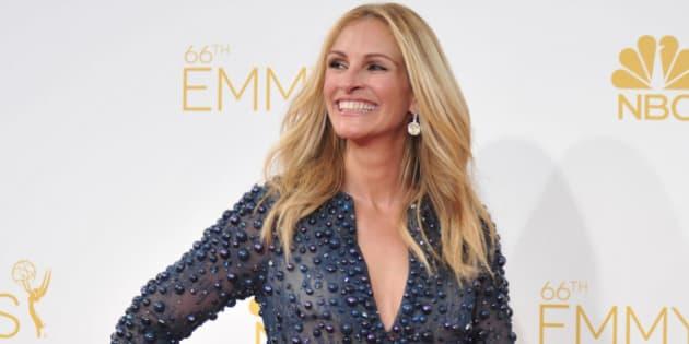 Emmy Awards 2014. Sul red carpet, i look migliori e peggiori delle star. La più bella: Julia Roberts (FOTO)