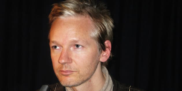 Julian Assange at Too much information? Security and censorship in the age of Wikileaks, Sep 30, City University