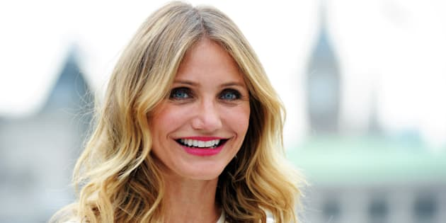 LONDON, ENGLAND - SEPTEMBER 03:  Cameron Diaz attends a photocall for 'Sex Tape' at Corinthia Hotel London on September 3, 2014 in London, England.  (Photo by Stuart C. Wilson/Getty Images)