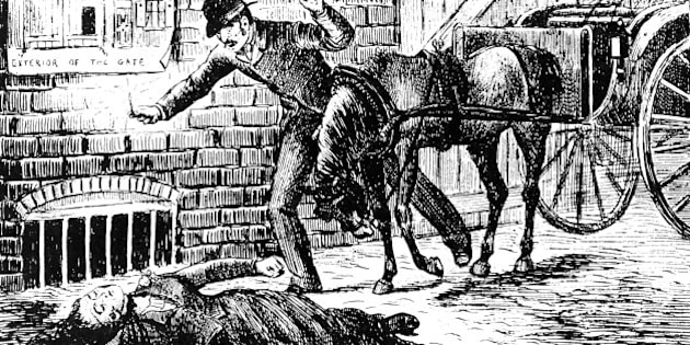 """""""Jack the Ripper, the fifth victim of the whitechapel fiend""""This contempoary article is in error as it states that the victim, Catherine Eddowes, was the fifth Ripper vitim, whereas she was only the fourth."""