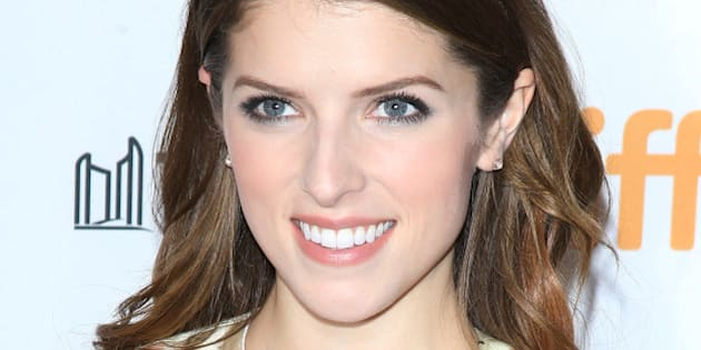 TORONTO, ON - SEPTEMBER 08:  Anna Kendrick arrives at the premiere of Cake held during the 2014 Toronto International Film Festival - Day 5 on September 8, 2014 in Toronto, Canada.  (Photo by Michael Tran/FilmMagic)