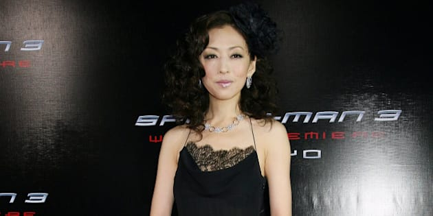 TOKYO - APRIL 16: Actress Yasuko Matsuyuki attends the World Premiere of 'Spider-Man 3' at the Roppongi Hills Mori Tower on April 16, 2007 in Tokyo, Japan.The film opens on May 1 in Japan. (Photo by Junko Kimura/Getty Images)