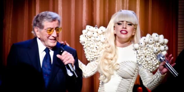 Inaugural Staff Ball - Lady Gaga and Tony Bennett