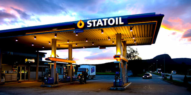 Petrol stations are indispensable in Norway - you really have to plan your road trip otherwise you are lost in the middle of nowhere...;)