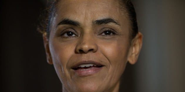 The presidential candidate of the Brazilian Socialist Party (PSB) for October's presidential election, Marina Silva speaks during a press conference in Rio de Janeiro, Brazil on September 17, 2014. The Brazilian general elections will take place next October 5.  AFP PHOTO / YASUYOSHI CHIBA        (Photo credit should read YASUYOSHI CHIBA/AFP/Getty Images)