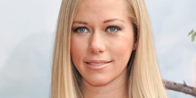 Kendra Wilkinson arrives at the LA Premiere - Island of Lemurs: Madagascar on Saturday, March 29, 2014, in Los Angeles. (Photo by Richard Shotwell/Invision/AP)
