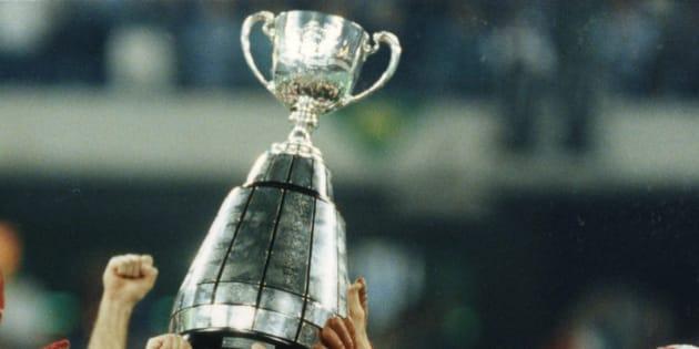 TORONTO, ON: Football pro Grey Cup        (Boris Spremo/Toronto Star via Getty Images)