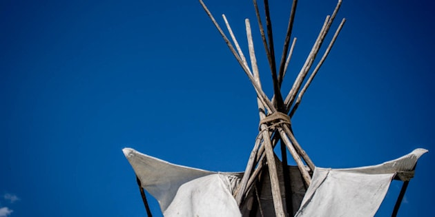 From the Metis Powwow in Big Valley, Alberta.