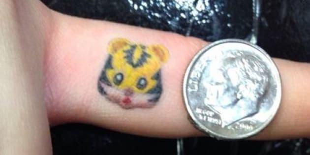 Photos Les Tatouages D Emoji Une Nouvelle Tendance Le Huffington