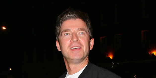 LONDON, UNITED KINGDOM - SEPTEMBER 18: Noel Gallagher at the Chiltern Firehouse on September 18, 2014 in London, England. (Photo by Mark Robert Milan/GC Images)