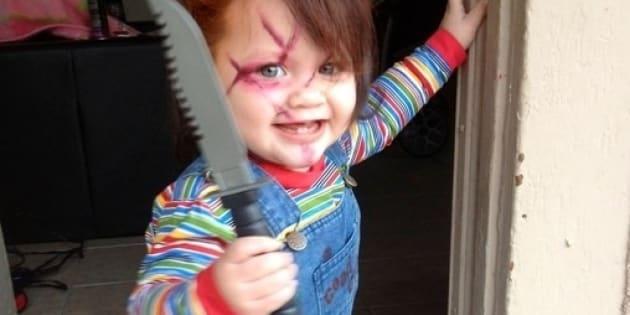 11 Padres Que Eligieron El Mejor Disfraz De Halloween De Sus Hijos - El-mejor-disfraz-para-halloween