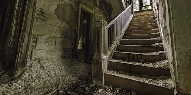 13 Photos Of Creepy Abandoned Places Photos Huffpost