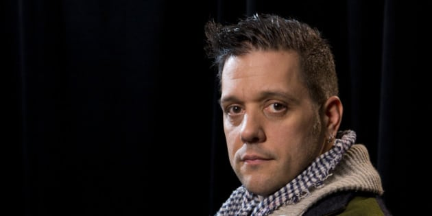 VANCOUVER, BC - DECEMBER 05:  TV host George Stroumboulopoulos from 'George Stroumboulopoulos Tonight' attends the Canadian Broadcast Corporation (CBC) Winter 2014 Season Preview Media Day at CBC Vancouver on December 5, 2013 in Vancouver, Canada.  (Photo by Phillip Chin/WireImage)