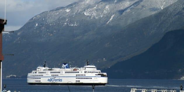 (2009/02/09 West Vancouver, British Columbia, CANADA)