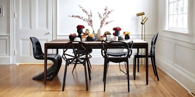 How To Choose The Perfect Dining Room Chair HuffPost Canada Adorable How To Reupholster A Dining Room Chair Style